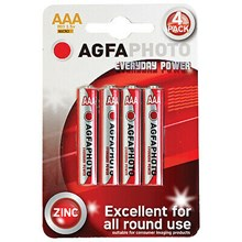 AGFAPHOTO - R03 - AAA - 4 PACK
