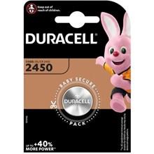 DURACELL - CR2450 LITHIUM BATTERY