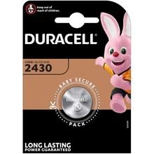 DURACELL - CR2430 3V LITHIUM BATTERY