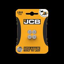 JCB - LR44 BATTERY - 4 PACK