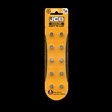JCB - LR41 (AG3) 1.5V BATTERY - 10 PACK