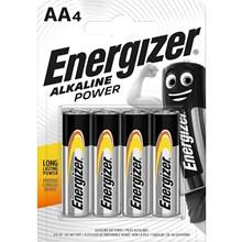 ENERGIZER - ALKALINE POWER AA - 4PACK