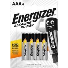 ENERGIZER - ALKALINE POWER AAA - 4PACK