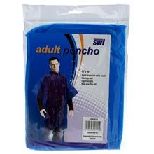 ADULT PONCHO SWL