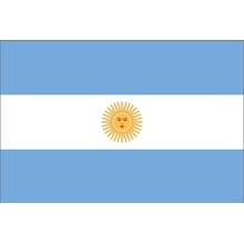 ARGENTINA FLAG 5X3