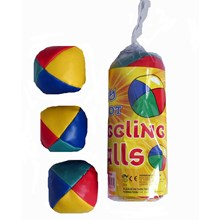 JUGGLING BALLS - 3 PACK
