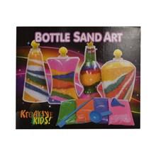 KREATIVE KIDS - BOTTLE SAND ART - COLOUR BOX