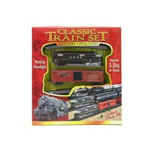 CLASSIC TRAIN SET B/O