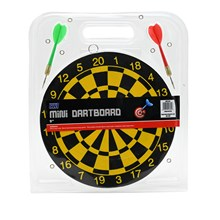 "SWL - 9"" MINI DARTBOARD"