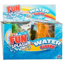 FUN SPLASH WATER GUN 15CM