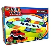 CREATE A FLEXIBLE ROAD CAR TRAX