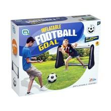 GAMES HUB INFLATABLE FOOTBALL GOAL