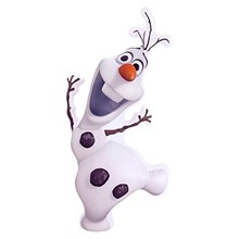 INFLATABLE OLAF WITH LIGHT NO RTN
