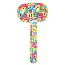 INFLATABLE SMILE MALLET 66CM