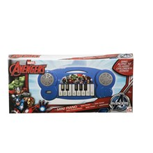 AVENGERS MINI PIANO ( MARVEL ) 3+ YEARS