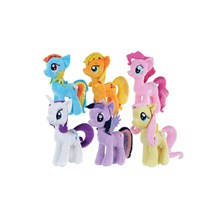 MY LITTLE PONY PLUSH 6 ASSORTED