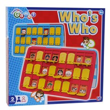 TRADITIONAL GAMES - WHO IS WHO GAME