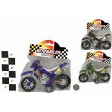 SCRAMBLER FRICTION MOTORBIKE