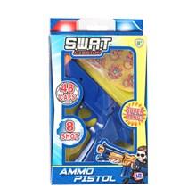 SWAT MISSION AMMO PISTOL CAP GUN