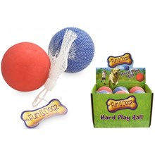 70MM HARD PLAY BALL FOR DOGS