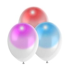 3PC PACK OF LIGHT-UP BALLOONS