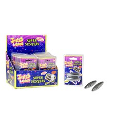 JOKES & GAGS SUPER SIZZLERS NOISE MAGNETS (12)