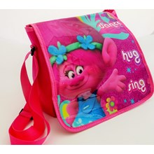 TROLLS POPPY MESSENGER BAG
