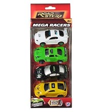 ROADSTERZ PULL BACK MEGA RACERS