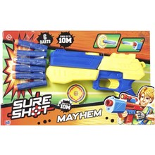 SURE SHOT MAYHEM SOFT DART GUN