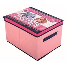 PAW PATROL PINK STORAGE BOX