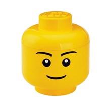 LEGO STORAGE HEAD LARGE BOY
