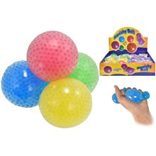 SQUISHY BEAD BALL 7CM