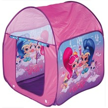 FOLDABLE PLAY TENT SHIMMER AND SHINE