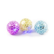HGL LIGHT UP SQUIDGY MESH BALL