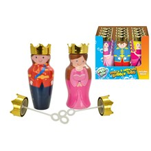 PRINCE & PRINCESS BUBBLE TUBS IN DISPLAY BOX