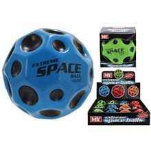 M.Y EXTREME SPACE BALL 4 ASST COLOURS