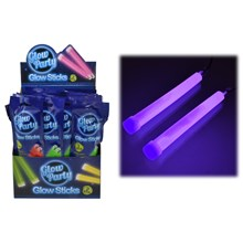 "GLOW PARTY 2PC 6"" GLOW STICKS"