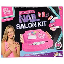GL GLITTER NAIL SALON KIT