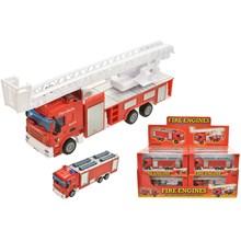 2 ASST DIE CAST FIRE ENGINES