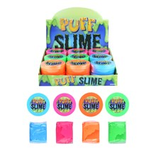SMART PUFF SLIME 4 ASSTD