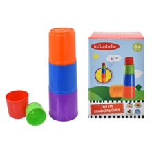 INFUNBEBE STACKING CUPS