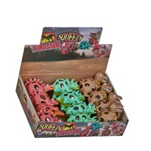 SQUEEZY BEADS BALL - DINO