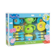 15PC PEPPA PIG TEA SET