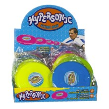 HYPERSONIC - MINI FRISBEE - 4 ASSORTED