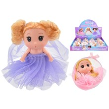 IT'S GIRL STUFF - COLLECT A DOLL IN BAL - 3 ASST