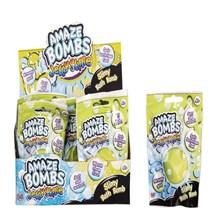 AMAZE BOMBS - BATH BOMB - JELLY SLIME