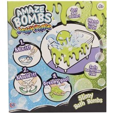 AMAZE BOMBS - MAKE YOUR OWN JELLY SLIME KIT
