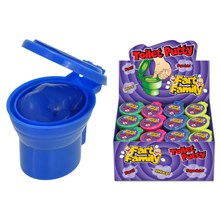 FART FAMILY - SMALL TOILET PUTTY - 35G