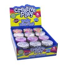 CREATIVE PLAY - PUTTY MIX-UMS - 4 ASSTD