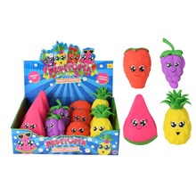 FRUITOPIA - SQUISHY FRUITY FRIENDS - 4ASST